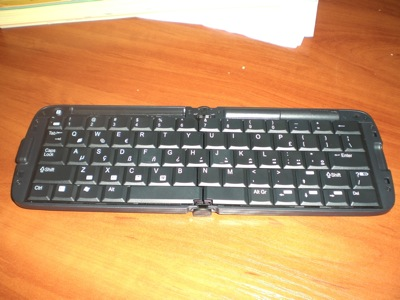 Beste jostailu bat: Freedom Universal Keyboard 7