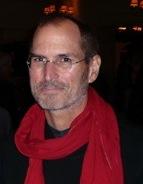 Steve Jobs bufanda gorriaz