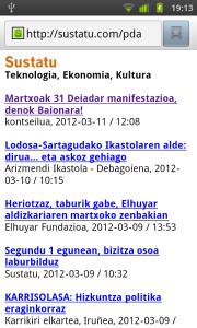 Euskara patrikan 13