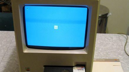 1984ko Mac-ak 5 hazbeteko diskettera izan balu... 10