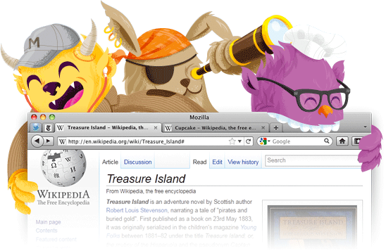 Zuekin, Firefox 20 5