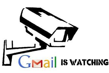 Ofiziala da: Gmail erabiliz gero, ez espero inolako pribatutasunik 9