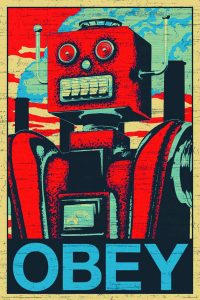 robot-obey