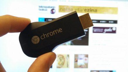 Chromecast: jario erreproduktore merkea 9