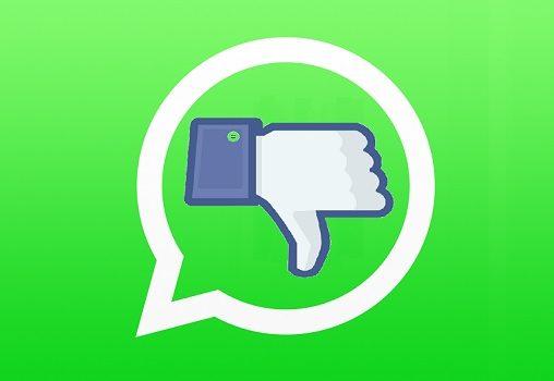 Bost arrazoi Whatsapp gorrotatzeko 8