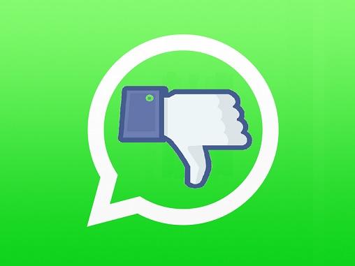 Bost arrazoi Whatsapp gorrotatzeko 1