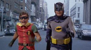 Batman eta Robin - vintage