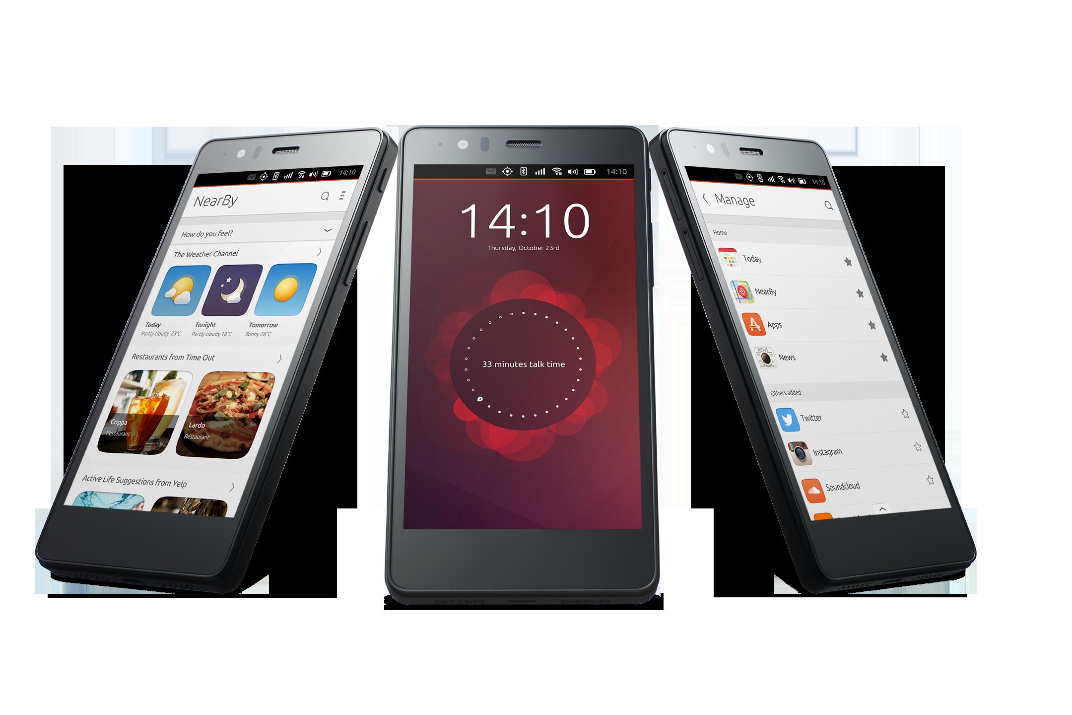 BQ Aquaris E5 HD Ubuntu Edition: Linux poltsikoan 8