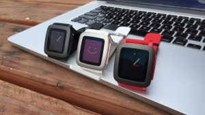 Pebble Time erlojuak