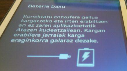 Bost pellokeria zure sakelakoaren bateria hobeto aprobetxatzeko 1