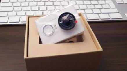 Iritsi da crowdzozketako Xiaomi Yi kamera :-) 5