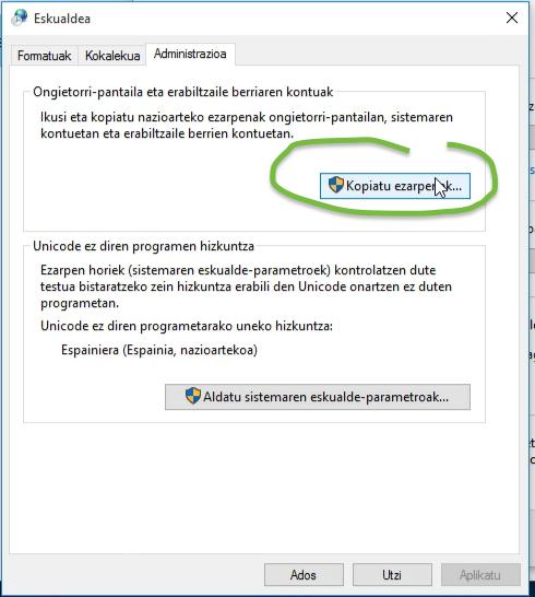 windows10-euskaraz-administrazioa