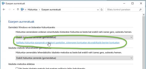 windows10-hizkuntzaaukerakorokortu