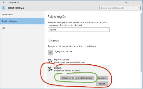 windows10-euskara-lehenetsi