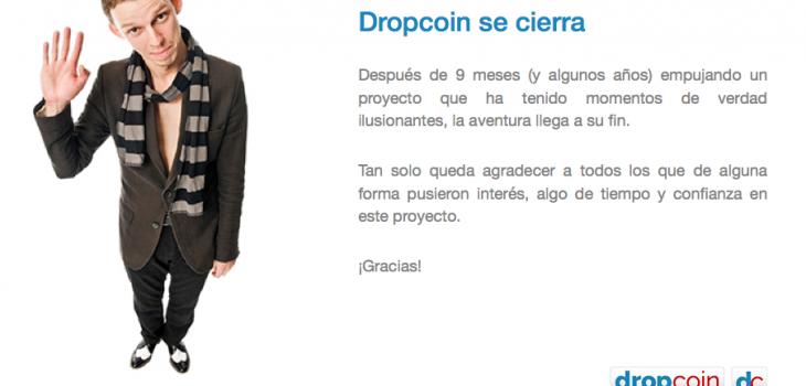 Agur Dropcoin, mila esker ahaleginagatik 8