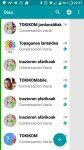 Jarri bi Whatsapp kontu telefono batean, Disa aplikazioarekin 11