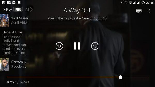 """""""The Man in the High Castle"""". Naziek Amerika okupatu zutenekoa. 1"""