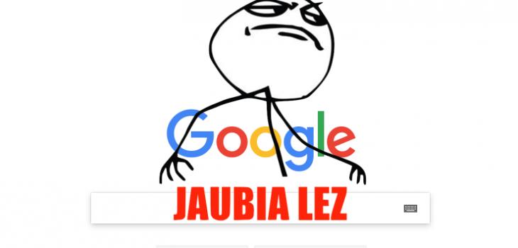 Nola bilatu Googlen jaubia lez 6