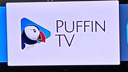 Puffin Browser: nabigatu azkar eta eroso zure Android TVrekin 3
