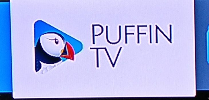 Puffin Browser: nabigatu azkar eta eroso zure Android TVrekin 10