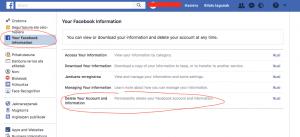 Agur, Facebook! Nola? (2/3) 1