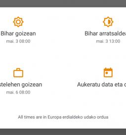 Nola programatu Gmaileko mezuak, geroago bidaltzeko 3