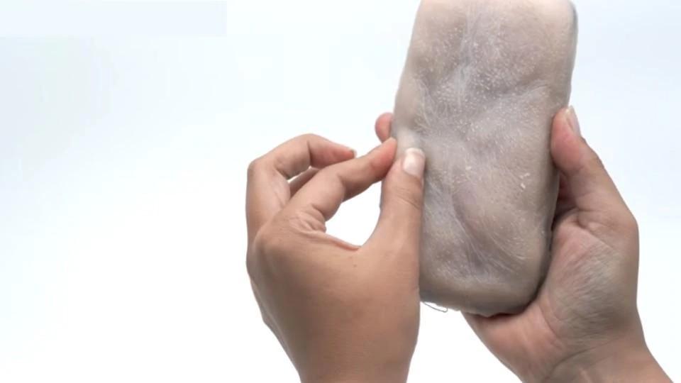 Skin On interfazea mugikor batean