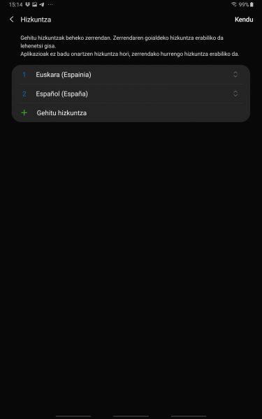 Denborapasa teknologiko produktibo euskaltzaleak itxialdirako, 3/7: Euskaldundu zure Android gailuak 1