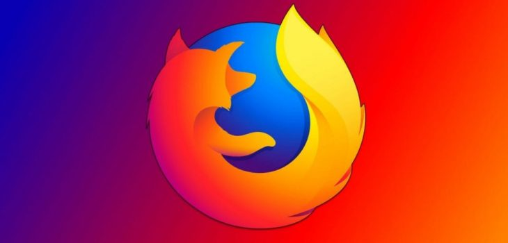 Firefox banner