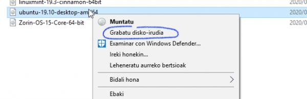 Denborapasa teknologiko produktibo euskaltzaleak itxialdirako (eta 7): Ausartu Linuxekin! 15