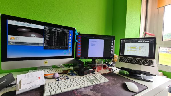 """[SALDUTA]: iMac 21'5"""" late 2015 1"""